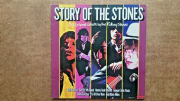 Story of the Stones  Double Record  Album Vinyl LP